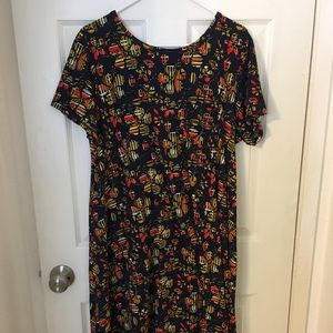 NEW LuLaRoe Carly dress - XL